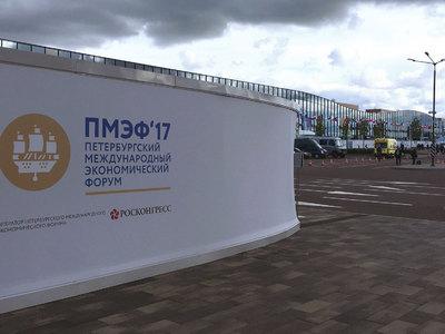 """ПМЭФ-2017: """"холодный"""" прием и вежливые люди"""