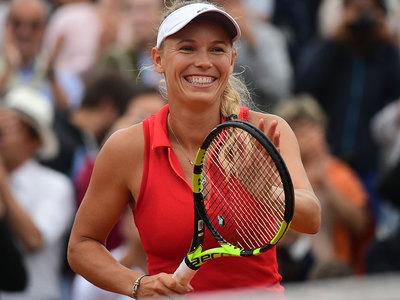Итоговый турнир WTA. Возняцки справилась со Свитолиной за 59 минут