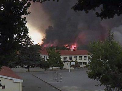 43 человека стали жертвами пожаров в Португалии
