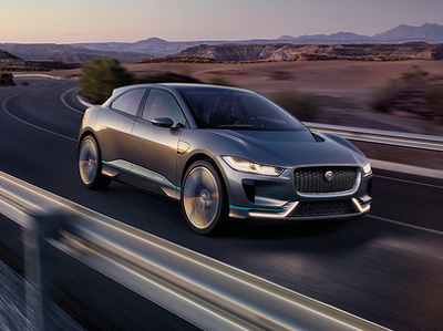 Jaguar начал производство  еще не показанного электрокара