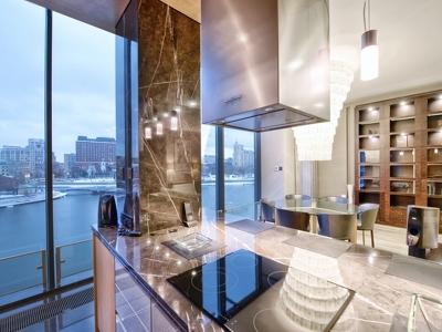 Число элитных квартир на продажу выросло вдвое за года