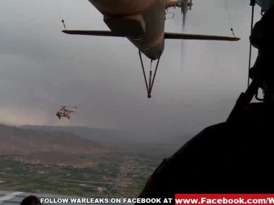 Пентагон: отказаться от российских вертолетов Афганистану будет сложно