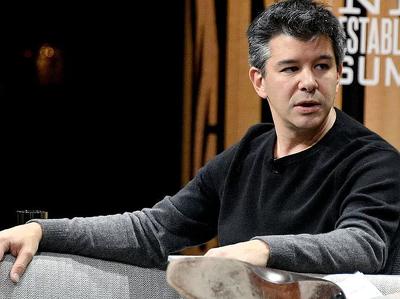 Сотрудники Uber просят основателя онлайн-таки остаться