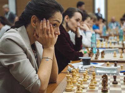 Шахматы. Россияне продолжают лидировать на чемпионате мира