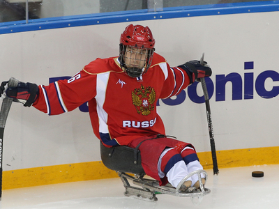 Умер серебряный призер Паралимпиады-2014 по следж-хоккею Андрей Двинянинов