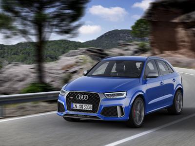 Audi предпочитает суперкарам кроссоверы