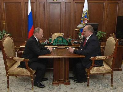 Лидер КПРФ рассказал Путину, как вывести Россию из кризиса
