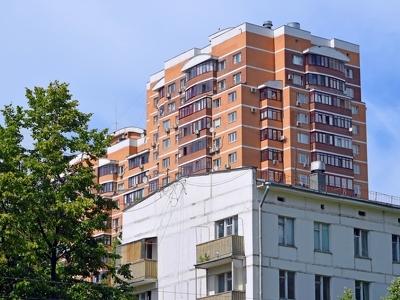 Соседство с хрущевкой делает новостройку дешевле на 20%