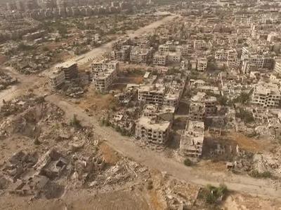 Дейр-эз-Зор: 14 мирных жителей погибли в результате авиаудара коалиции