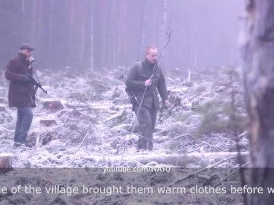 """Как НАТО восхваляет """"Лесных братьев"""" в Прибалтике"""