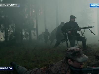 """Извращение истории: фильм НАТО прославил нацистских """"Лесных братьев"""""""