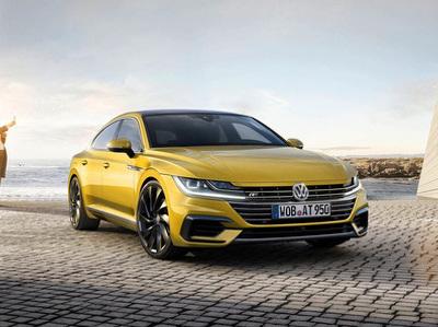 Volkswagen может выпустить два электрических седана