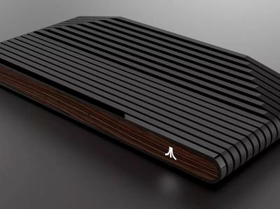 Atari показала фото новой консоли