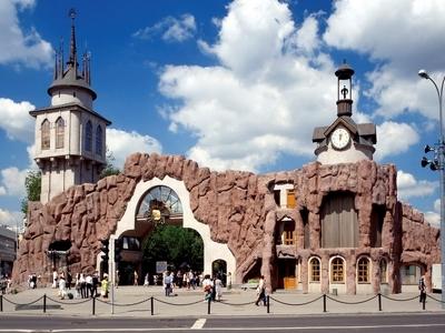 Московский зоопарк ждет реконструкция