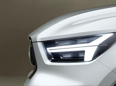 Компания Volvo поделилась первыми подробностями о новейшем кроссовере