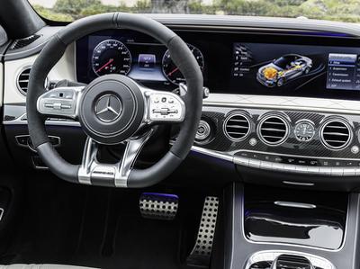 Посчитали-прослезились: сколько на самом деле стоит ремонт Mercedes-Benz S-Класса