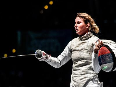 Драматический финал в Лейпциге: Инна Дериглазова подтвердила свой статус сильнейшей рапиристки мира