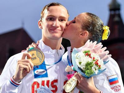 Мальцев и Каланча победили на ЧМ по водным видам спорта