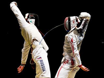 Мужская сборная России по фехтованию взяла бронзу на чемпионате мира