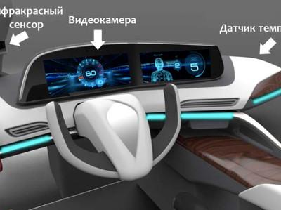 "Технология Panasonic ""гуманно"" не даст заснуть за рулем"