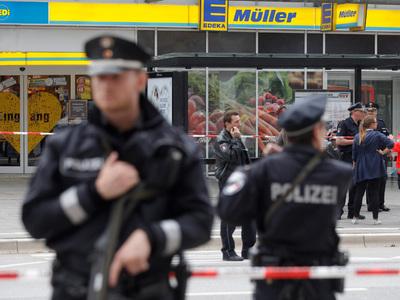 Резню в Гамбурге устроил исламист
