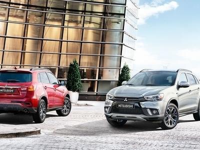 Mitsubishi назвала российские цены на обновленный ASX