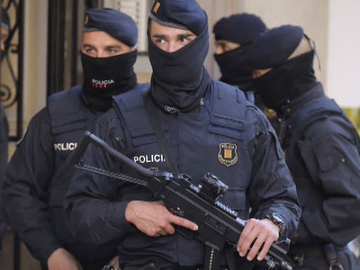 Ликвидирован четвертый подозреваемый в причастности к испанскому теракту