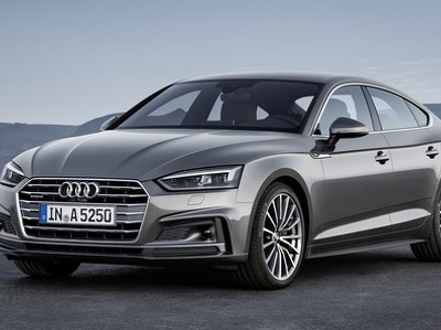 Audi перевела модели А4 и А5 на газ