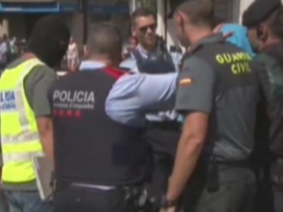 Смертник, убитый в пригороде Барселоны, оказался организатором терактов