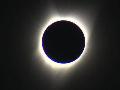 Солнечное затмение в США: рухнувший сайт NASA и рискнувший зрением Трамп
