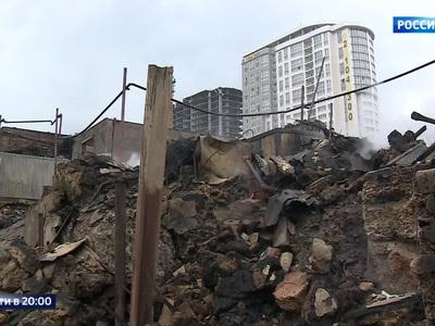 Основная версия – поджог: шокирующие подробности пожара в Ростове-на-Дону