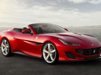 Ferrari рассекретила наследника кабриолета California T