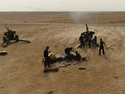 Сирийские войска штурмуют захваченные террористами кварталы Дейр-эз-Зора