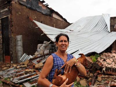 Россия подтвердила готовность помочь пострадавшей от урагана Кубе