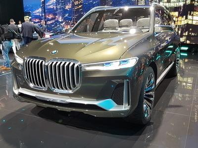 Флагманский внедорожник BMW X7 удивил внешностью и компоновкой