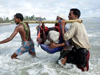 Генсек ООН назвал происходящее с рохинджа этнической чисткой