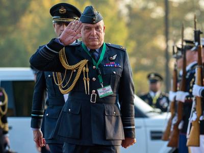 Военный комитет НАТО возглавил британский генерал