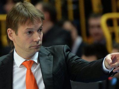 Немец  Олаф Ланге возглавил женскую сборную России по баскетболу