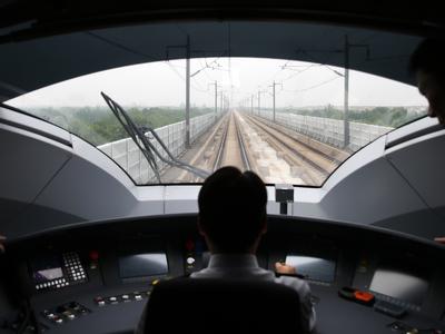 Первый в мире трамвай на водородном топливе запустили в Китае