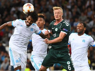 """УЕФА проведет расследование инцидента на матче """"Марсель"""" - """"Коньяспор"""""""