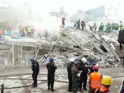 Мехико: последние новости с места трагедии