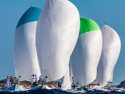 "Парусный спорт. ""Броненосец"" борется за награды Menorca Sailing Week"