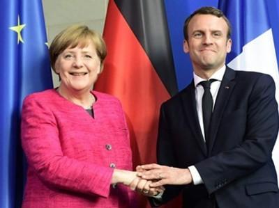 Франция и Германия: архитекторы новой Европы?
