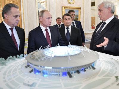 Президент поручил доработать концепцию наследия чемпионата мира по футболу