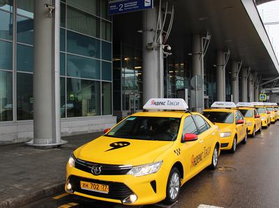 """Конкурент заподозрил """"Яндекс.Такси"""" в слежке за смартфонами пользователей"""