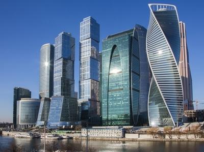 """Три министерства переедут в """"Москва-Сити"""" в 2018 году"""