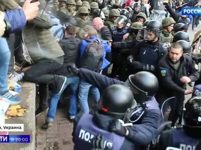 Осеннее обострение: Саакашвили готовит очередной Майдан