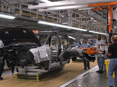 Nissan полностью оставил производство автомобилей в Японии