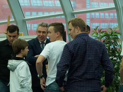 ВЭБ и Минпромторг протестируют проект тинейджеров