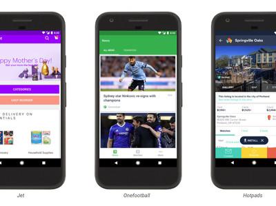 Google позволил запускать приложения без установки